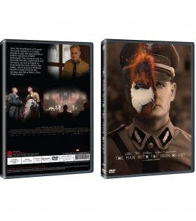Man with Iron Heart DVD Packshot
