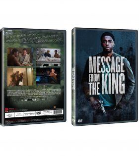 Msg From King DVD Packshot