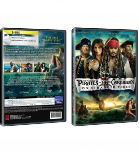 POTC4 DVD Packshot