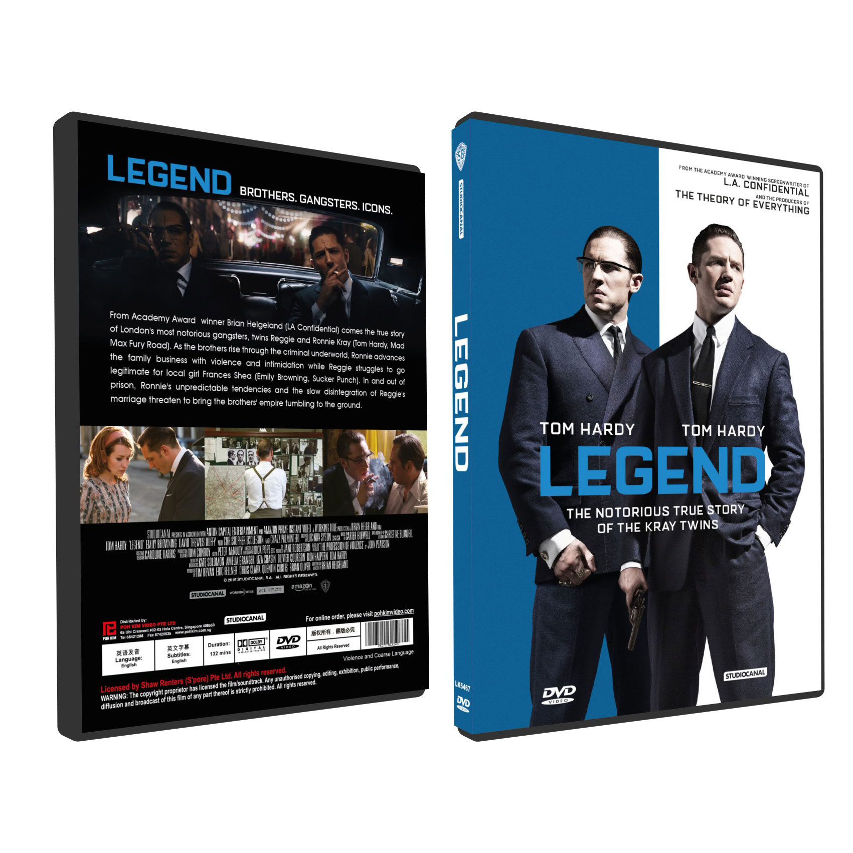 Legend-BOX
