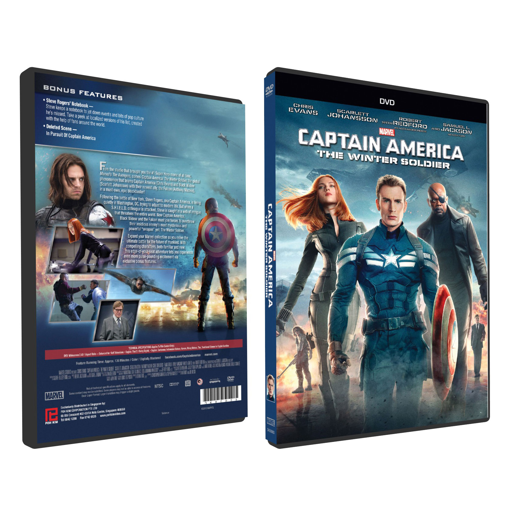 Captain America: The Winter Soldier subtitles English ...