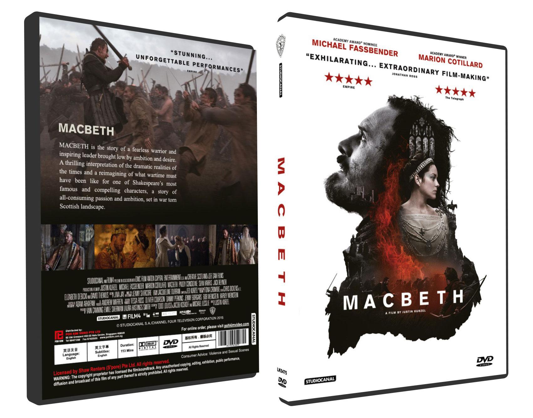 Macbeth-DVD