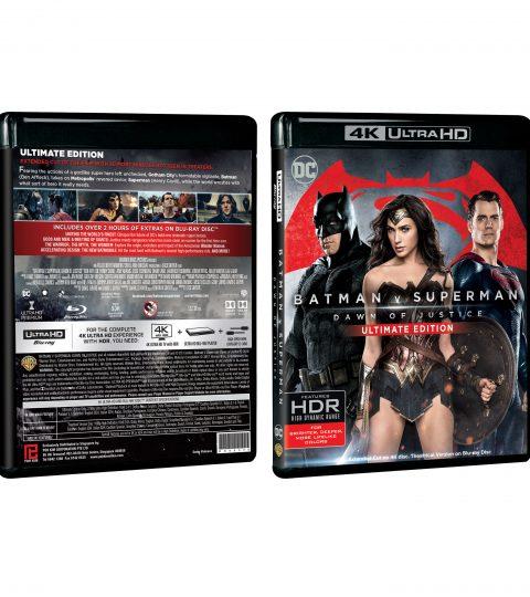 Batman v Superman 4K+BD Packshot BOX 2