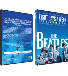 The Beatles- Eight Days a Week BOX