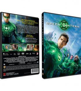 GREEN LANTERN DVD BOX