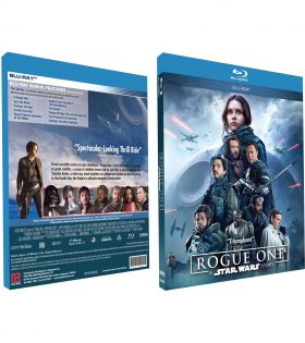 Rogue One A Star Wars Story BD Box