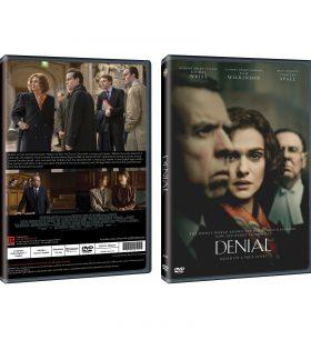 Denial DVD Packshot