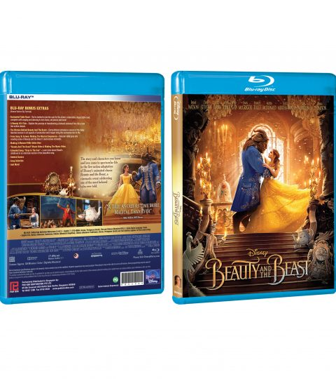 Disney Beauty and the Beast 2017 BD BOX