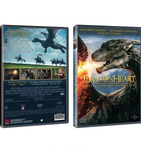 Dragonheart 4 DVD Packshot