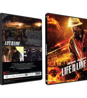 LIFE ON THE LINE DVD BOX