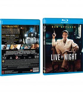 Live By Night BD Packshot