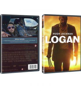Logan DVD Packshot