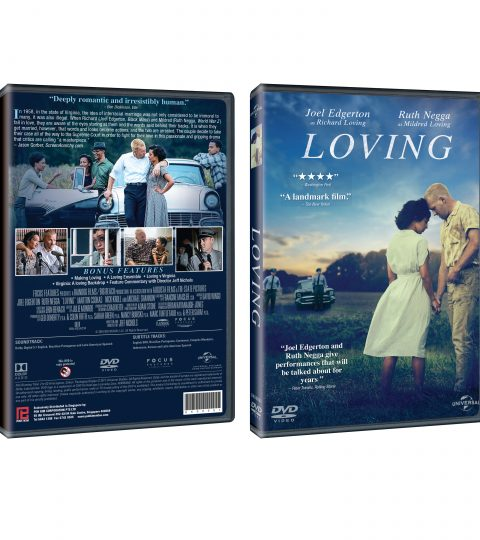 Loving DVD Packshot x