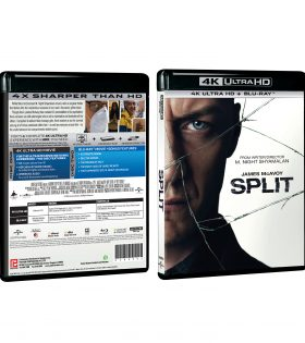 Split 2017 4K+BD Packshot