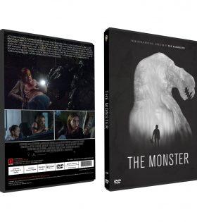THE MONSTER DVD BOX
