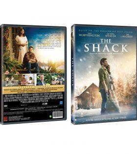 The Shack DVD Packshot