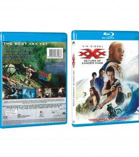 xXx- Return of Xander Cage BD Packshot