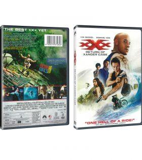 xXx- Return of Xander Cage DVD Packshot