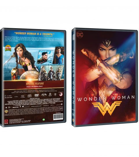 WW DVD Packshot