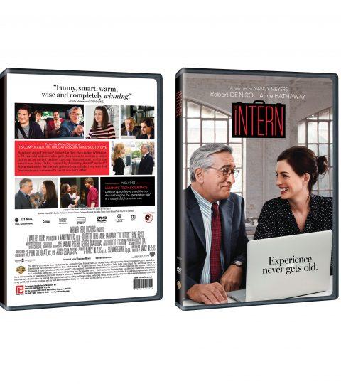 theIntern-DVD-Packshot