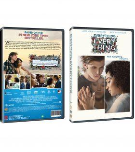 Everything Everything DVD Packshot
