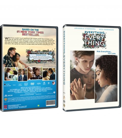 Everything Everything DVD Packshot