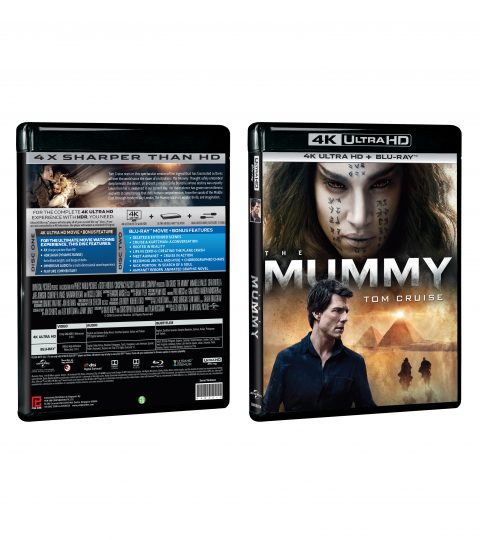 Mummy 4K+BD Packshot