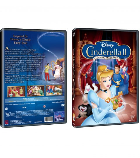 CINDERELLA2-DVD-Packshot