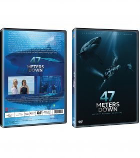 47Meters Down DVD Packshot