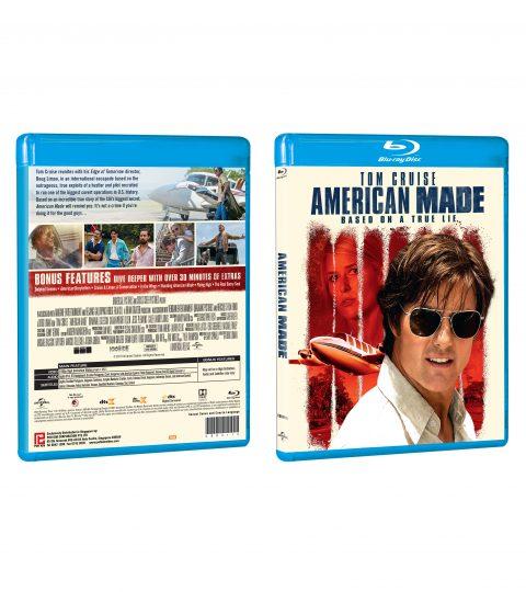 American Made BD Packshot