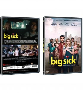 Big Sick DVD Packshot