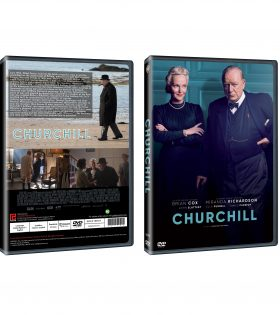 Churchill DVD Packshot