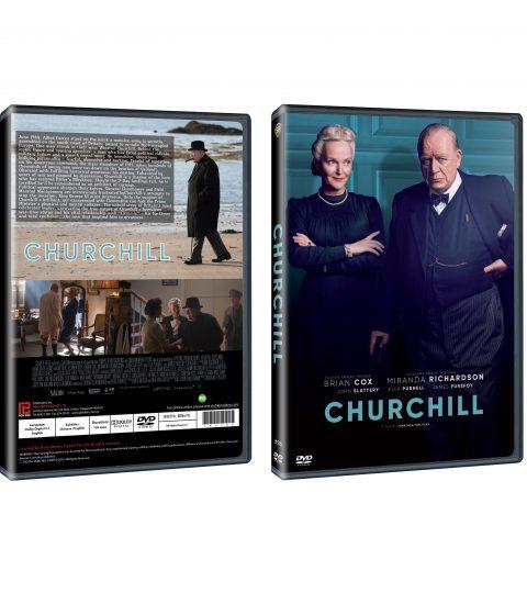 Churchill DVD Packshot