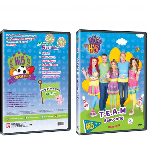 DVD Jacket Season 16_TEAM DVD Packshot