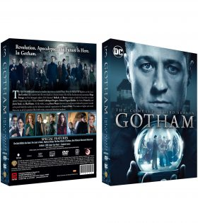 GOTHAM 3RD SEASON-BOX
