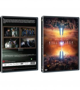 KILL SWITCH DVD Packshot