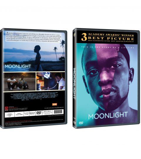MOONLIGHT DVD Packshot