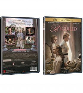 THE BEGUILED DVD Packshot
