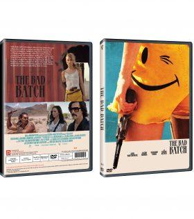 The Bad Batch DVD Packshot