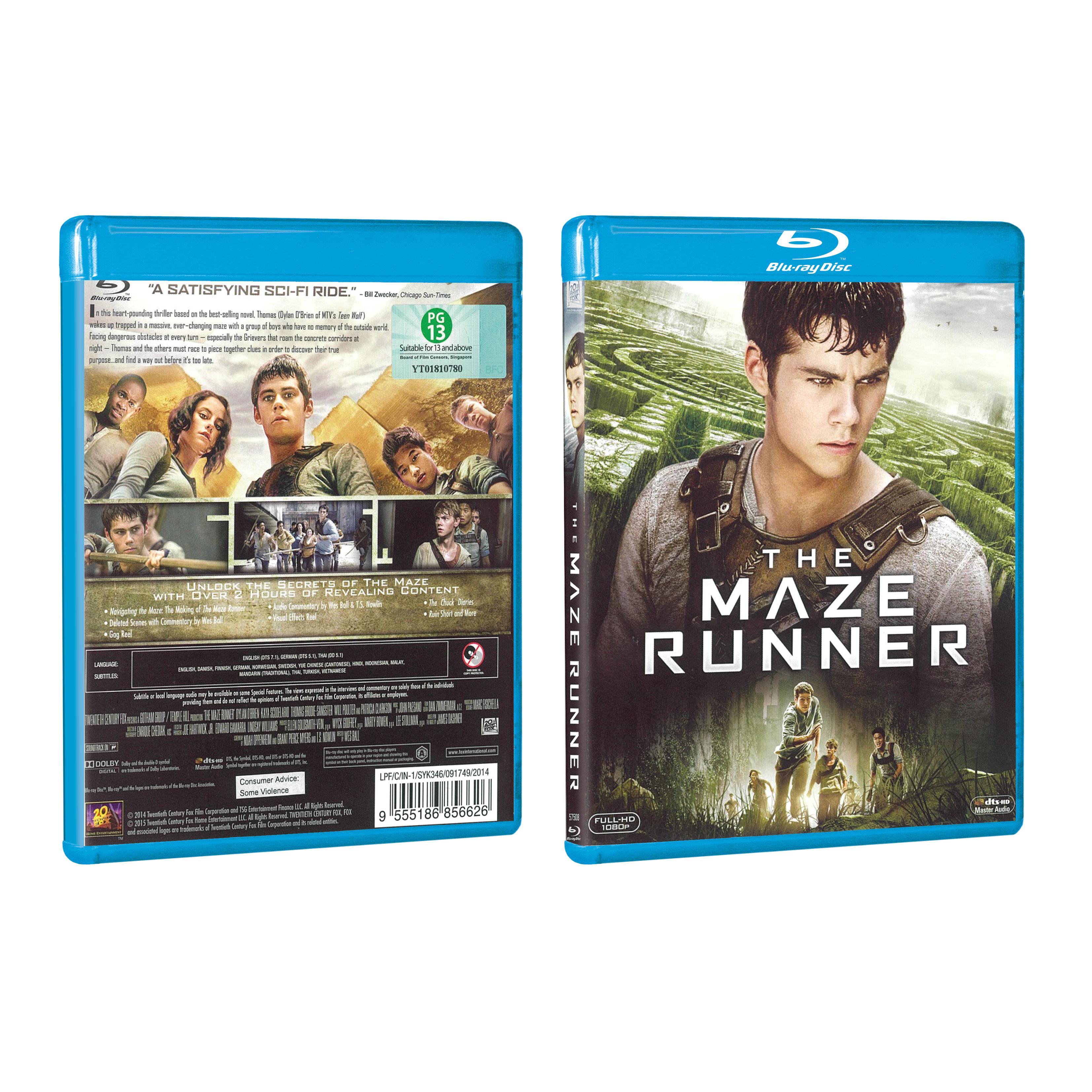 The Maze Runner (Blu-ray)