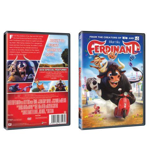 Ferdinand-DVD-Packshot