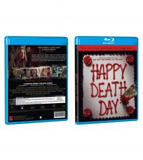 HAPPY DEATH DAY BD Packshot