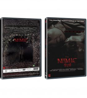 MIMIC DVD Packshot