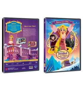 Tangled-The-Series-Queen-of-a-Day-Template-DVD-Packshot