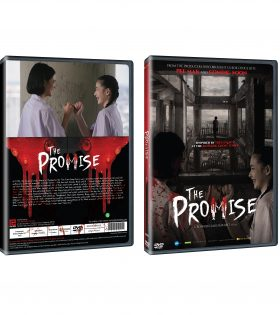 The Promise DVD Packshot