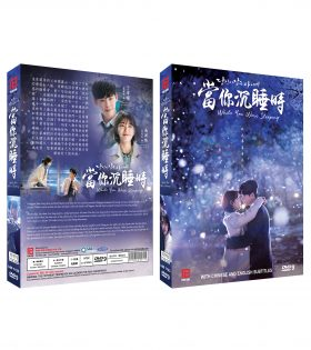 While You Were Sleeping Product Box