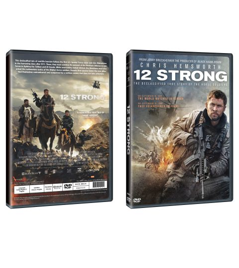 12-Strong-DVD-Packshot