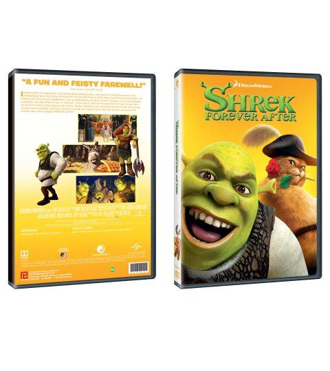Shrek Forever After-DVD-Packshot
