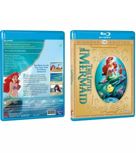 The Little Mermaid Diamond Edition-BD-Packshot