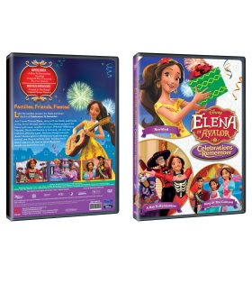 Elena-of-Avalot-Celebrations-to-Remenber-DVD-Packshot